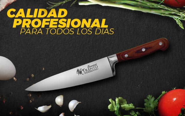 Trento Gourmet Knives