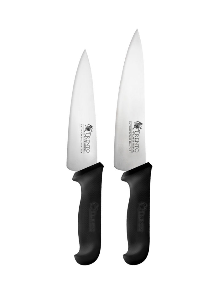 Set cuchillos punta recta Profesional 3pz